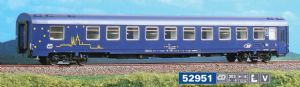 ACME 52951 CD 'WLABmee' Sleeping Car in original livery, Era V/VI - REDUCED